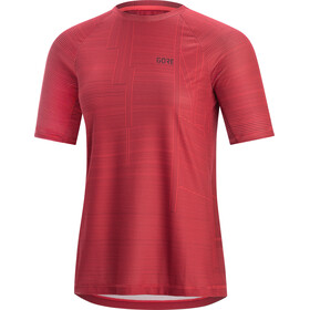 GORE WEAR M Line Brand Camiseta Mujer, hibiscus pink